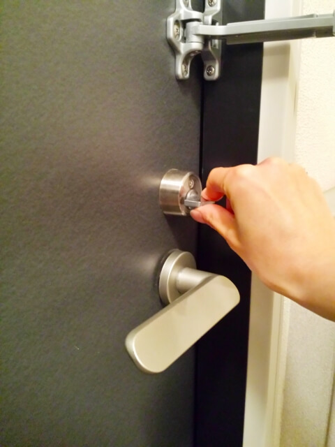 鍵を交換する前に